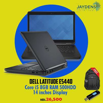 DELL LATITUDE E5540 CORE i5 8GB/500GB HDD