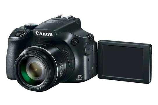 Canon PowerShot SX60 HS 16.1MP WiFi 65x Optical Zoom Lens Digital Camera image 3