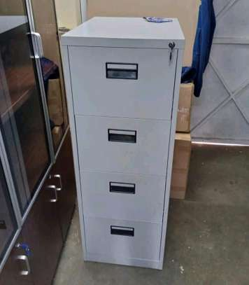 4 Drawers Office Cabinets image 1