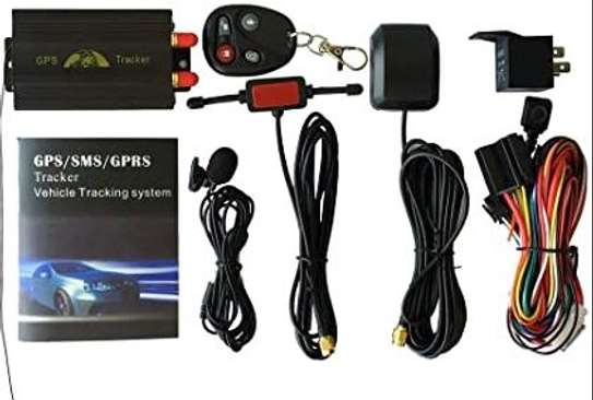 GPS/GPRS/SMS Vehicle Tracking System Car Tracker Installation