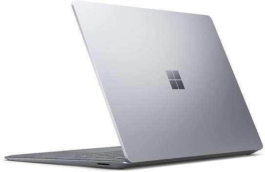 """Microsoft Surface Laptop 3 – 13.5"""" Touch-Screen – Intel Core i5 - 8GB Memory - 256GB Solid State Drive (Latest Model) – Platinum with Alcantara image 1"""