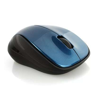 2.4GHz E9 wireless optical mouse image 1