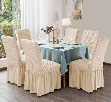 dining elastic loose covers image 2