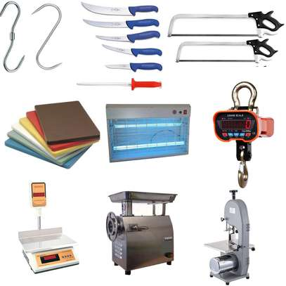 Quality Butchery Equipments Free Delivery. image 1