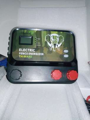 Electric fence Energizer machine for livestock control image 2