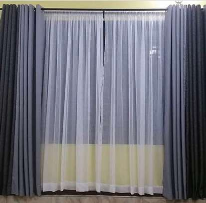 CURTAINS AND SHEERS MATCHED image 2