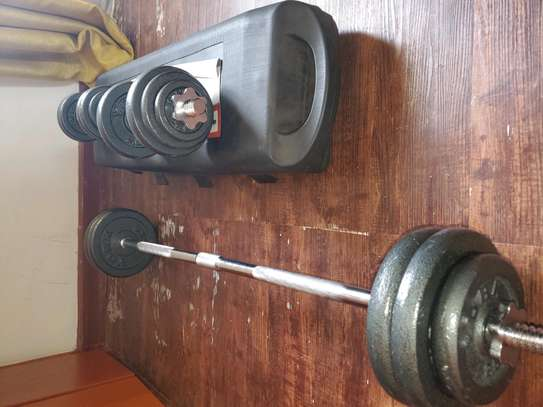 50Kg Gym weight for sale image 4