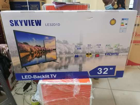 Skyview 32 inch digital led TV image 1
