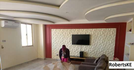 home elegant 3D wall panel image 1