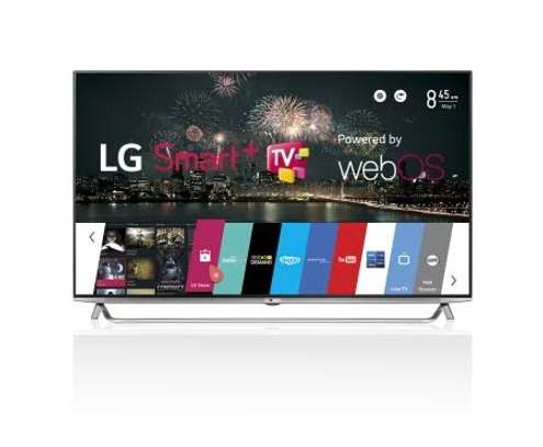 LG 65 inches Smart  UHD-4K Digital TVs image 1
