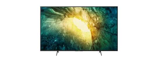 KD55X7500H Sony 55 Inch 4K ANDROID SMART HDR 10+ TV 2020 MODEL image 1