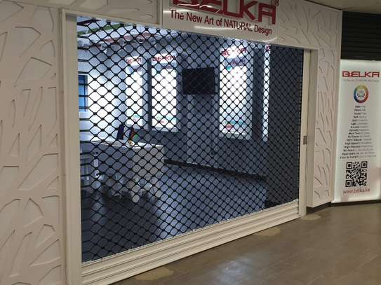 ROLLER SHUTTER DOORS fabrication and installation image 6