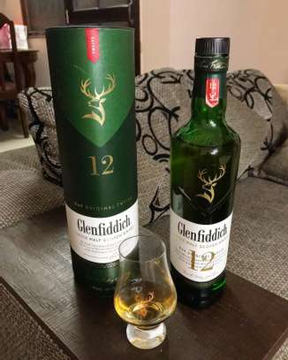 Glenfiddich Whiskey 12 years image 1