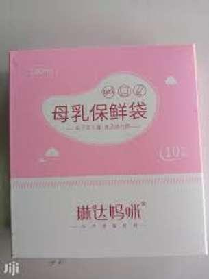 Breast Milk Storage Bags image 1
