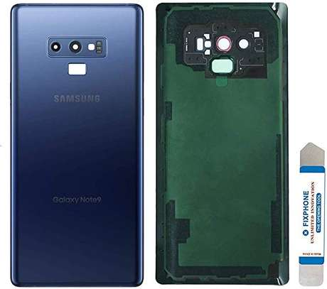 Battery Cover Replacement Back Door Housing Case For Samsung Galaxy Note 9 image 3