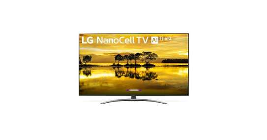 LG 55 inch Smart UHD 4K HDR Nano Cell IPS LED TV image 1