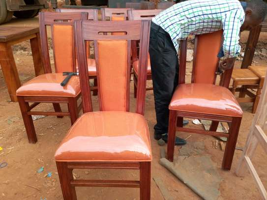 Dinning chairs image 1