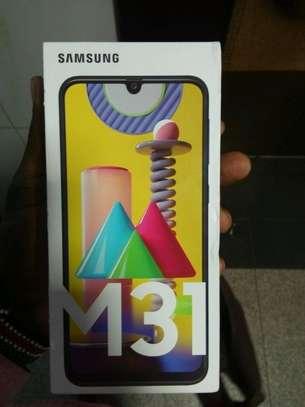 Samsung Galaxy M31 6gb 128gb image 1