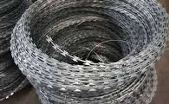 razor wire supply and installation in Kenya image 1