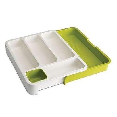 Expandable Drawer Cutlery Organiser image 3