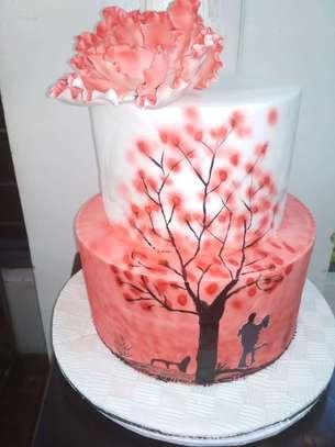 Yummy & fresh Wedding Cakes in Nairobi Kenya image 9