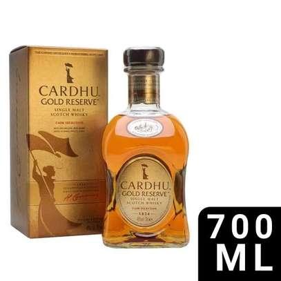 Gold Reserve Single Malt Scotch Whisky - 700ml image 1