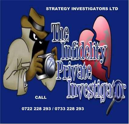 STRATEGY PRIVATE INVESTIGATORS IN NAIROBI/MOMBASA KENYA image 3