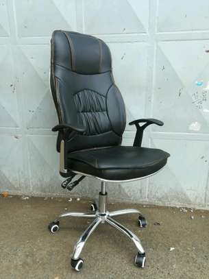 Brand new executive office chairs image 1