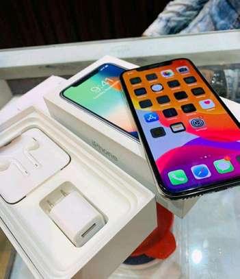 Apple Iphone X ➕ 256 Gb  ➕ Silver image 3