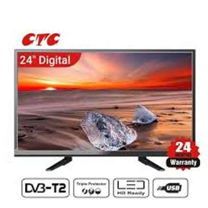 brand new 24 inch ctc digital tv image 1