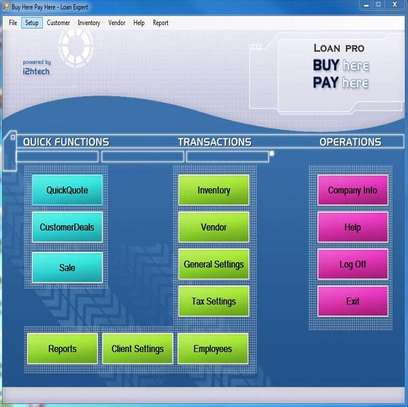 Point Of Sale (POS) Software Suitable For Any Kind Of Business