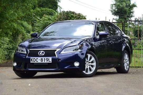 Lexus GS 450h image 4