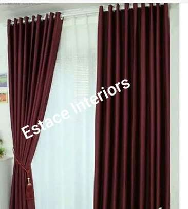 New Curtains and sheers image 1