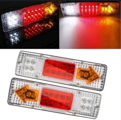 Truck rear lamps LED image 2