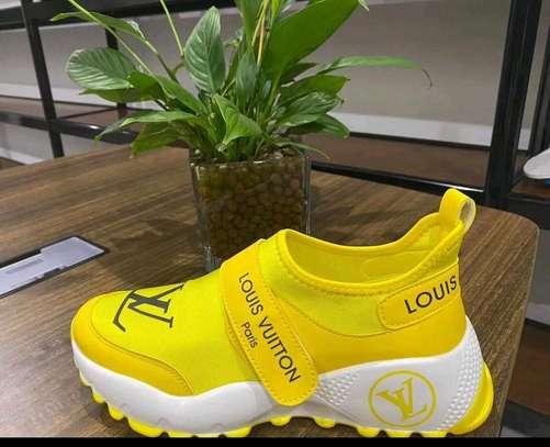 Louis vuitton sports shoes. image 2