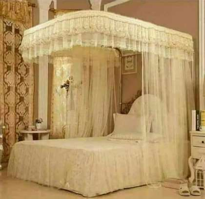 Elegant mosquito nets for your home decor image 1