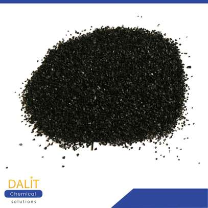Activated carbon image 1