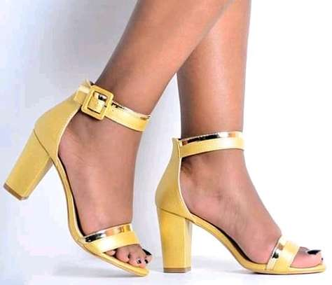 Open high heel/wedges/atmosphere wedges image 7