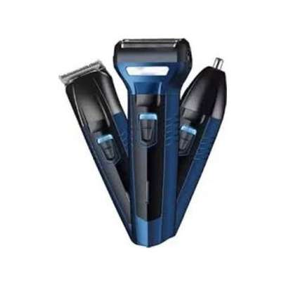 Geemy 3 In 1 - Electric Hair Shaver/ Trimmer/ Clipper image 1