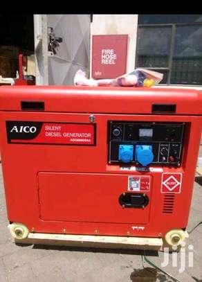 Brand new 5kva Aico generator image 1
