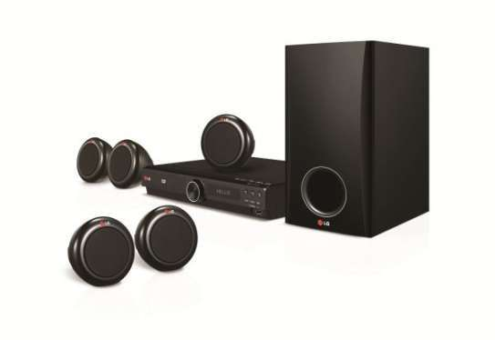 DH LG 3140 home theater image 1