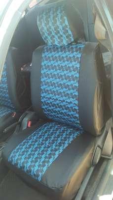 Custom made car seat covers image 2