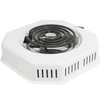 RAMTONS SPIRAL PLATE COOKER 1 BURNER WHITE- RM/250 image 4