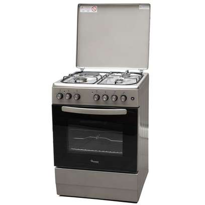RAMTONS 3G+1E 60X60 STAINLESS STEEL TOP COOKER- RF/410 image 1