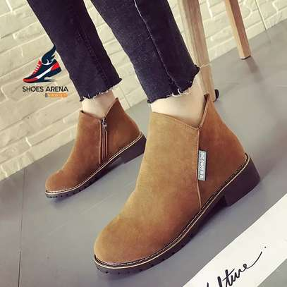 Comfy Leather boots image 9
