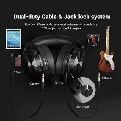 Oneodio A70 Wireless Bluetooth Over Ear Headphone Headset Studio Headphones NEW image 3