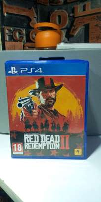 Red Death Redemption 3 ps4 game image 1