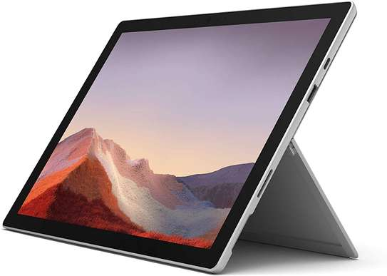 Microsoft Surface Pro 7 with Surface Pro Signature Type Cover image 1