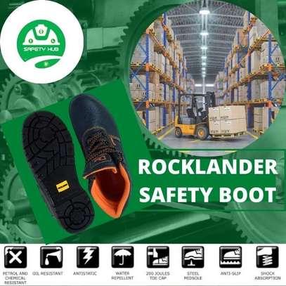 Rocklander Safety Boot Kenya image 1