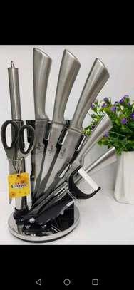 Set of knives image 1